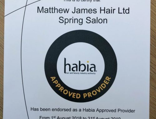 SPRING IS HABIA APPROVED PROVIDER