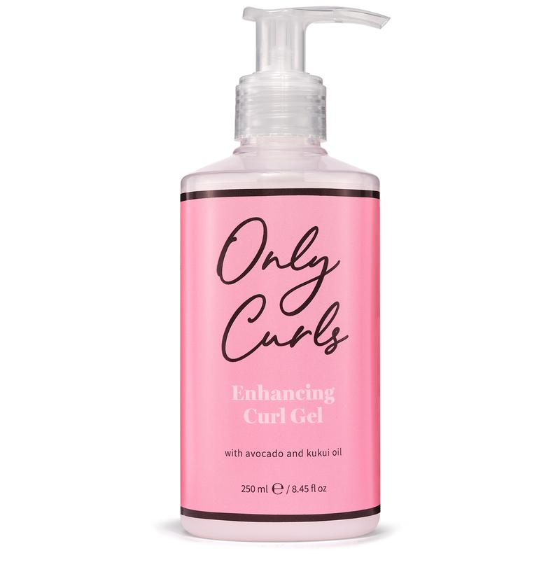 Enhancing Curl Gel