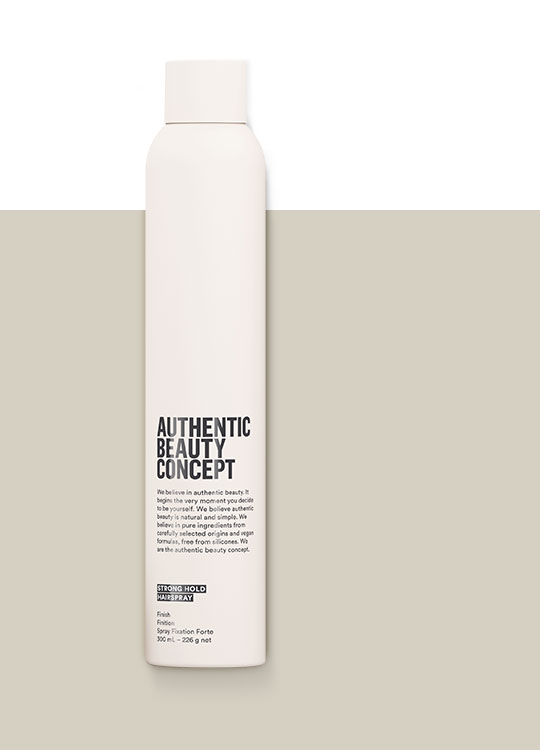 Strong Hold Hairspray (300ml)